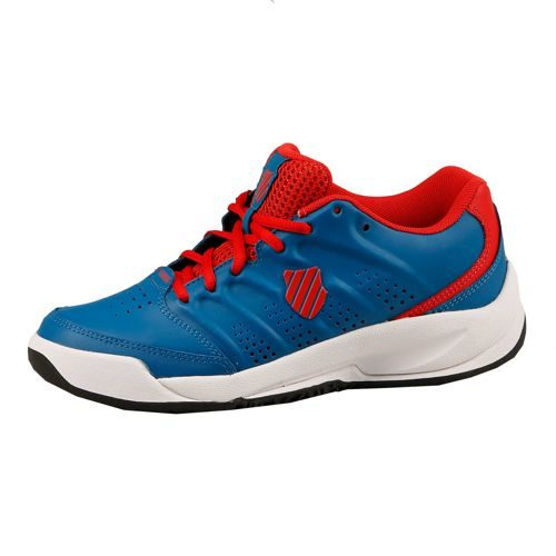 K-Swiss Ultrascendor Omni All Court Shoe Kids - Blue, Red