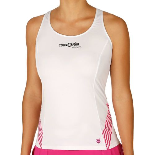 K-Swiss Swiss - Performance Robinson Collection Match Top Women - White