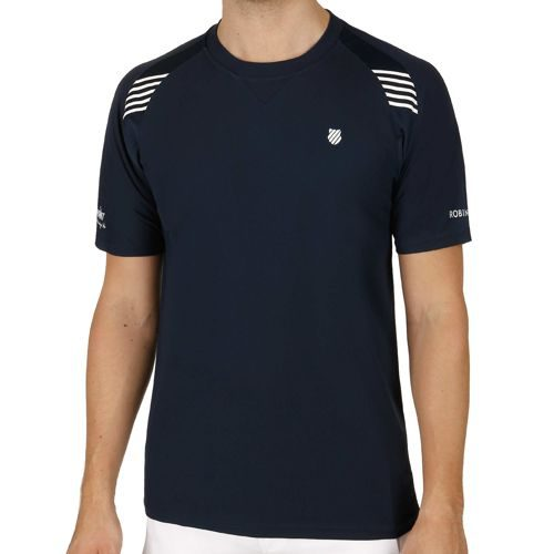 K-Swiss Swiss - Performance Robinson Collection BB T-Shirt Men - Dark Blue