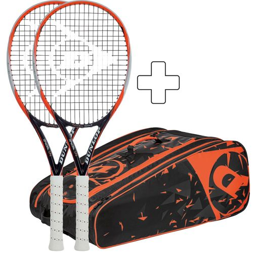 Dunlop 2 X NT R5.0 Revolution Lite Plus Tennis Bag