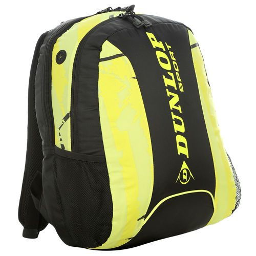 Dunlop Revolution NT Backpack - Neon Yellow, Black