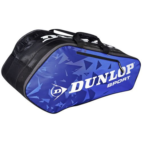 Dunlop Tour Racket Bag 10 Pack - Blue