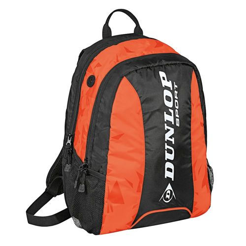 Dunlop Revolution NT Backpack - Orange, Black