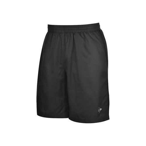 Dunlop Clubline Woven Shorts Boys - Black