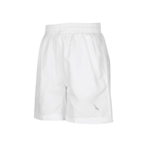 Dunlop Clubline Woven Shorts Boys - White, Anthracite