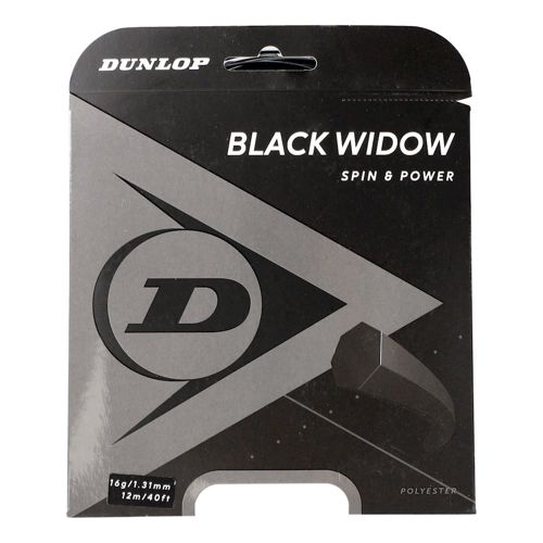 Dunlop Widow String Set 12m - Black