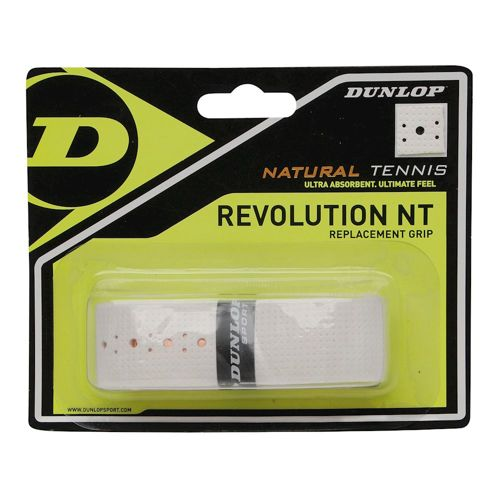 Dunlop Revolution NT Replacement Grip 1 Pack - White