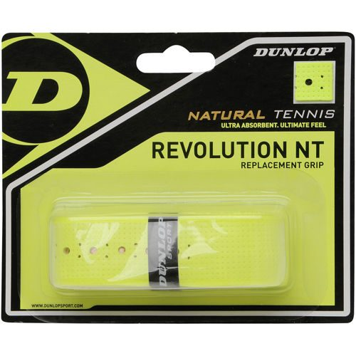 Dunlop Revolution NT Replacement Grip 1 Pack - Yellow