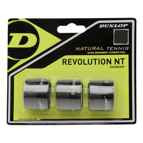 Dunlop Revolution NT 3 Pack - Black