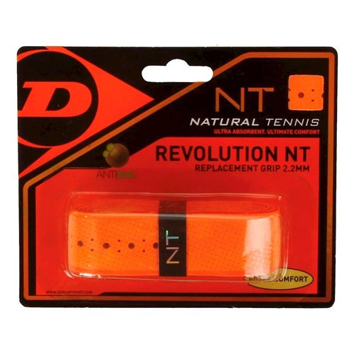 Dunlop Revolution NT Replacement Grip 1 Pack - Orange