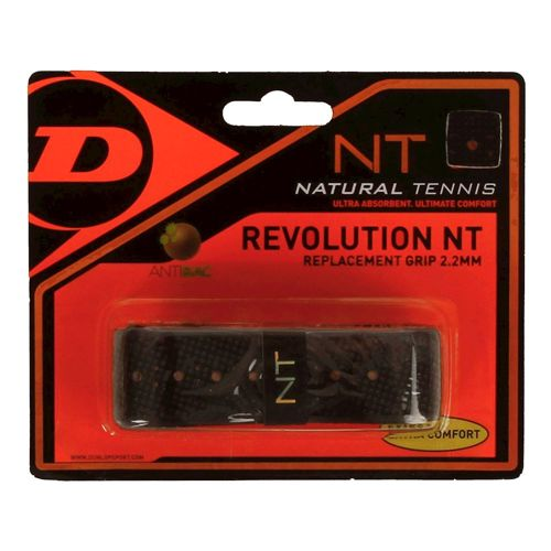 Dunlop Revolution NT Replacement Grip 1 Pack - Black