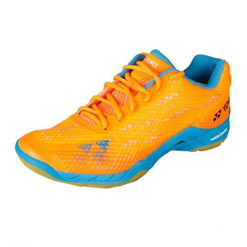 Yonex Power Cushion Aerus Badminton Shoes Men - Orange