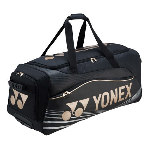 Yonex Pro Trolley Bag Travel Bag - Black