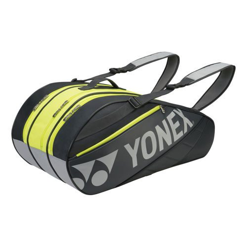 Yonex Basic Series Racket Bag 9 Pack - Grey