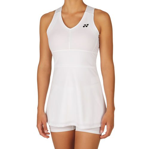 Yonex Belinda Bencic Dress Women - White