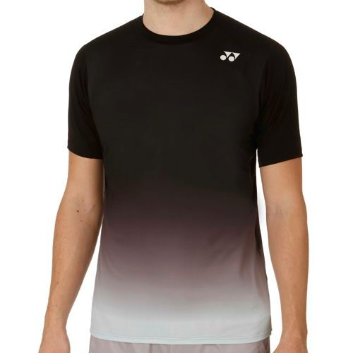 Yonex Stan Wawrinka Shirt T-Shirt Men - Black, White
