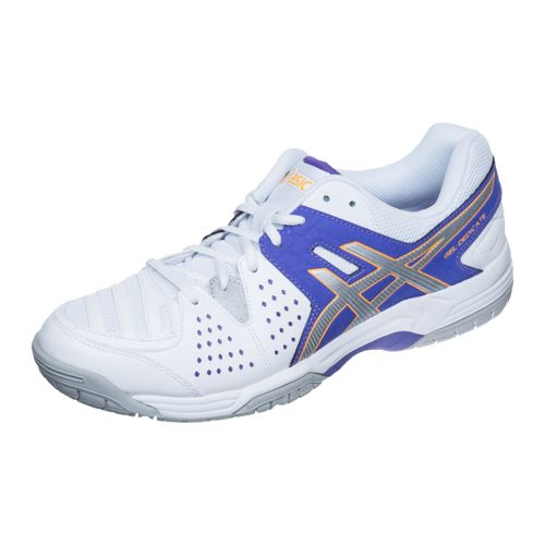 Asics Gel-Dedicate 4 All Court Shoe Women - White, Violet