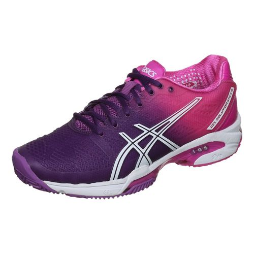 Asics Gel-Solution Speed 2 Clay Clay Court Shoe Women - Pink, White