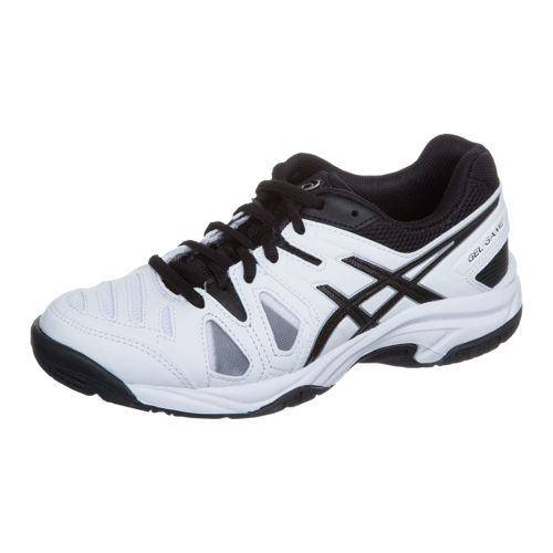 Asics Gel-Game 5 GS All Court Shoe Kids - White, Black