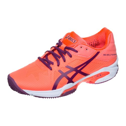 Asics Gel-Solution Speed 3 Clay Clay Court Shoe Women - Coral, Violet