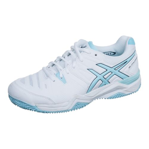 Asics Gel-Challenger 10 Clay Sneakers Women - White, Silver