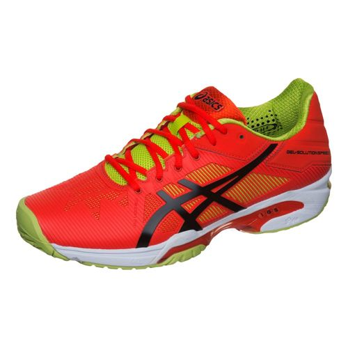 Asics Gael Monfils Gel-Solution Speed 3 All Court Shoe Men - Orange, Black
