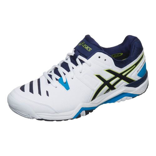 Asics Gel-Challenger 10 All Court Shoe Men - White, Lime