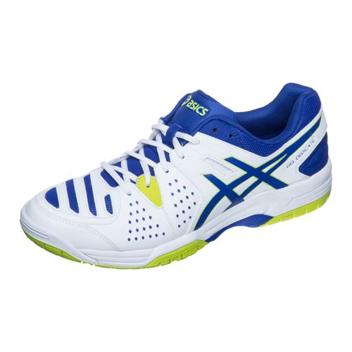 Asics Gel-Dedicate 4 All Court Shoe Men - White, Blue