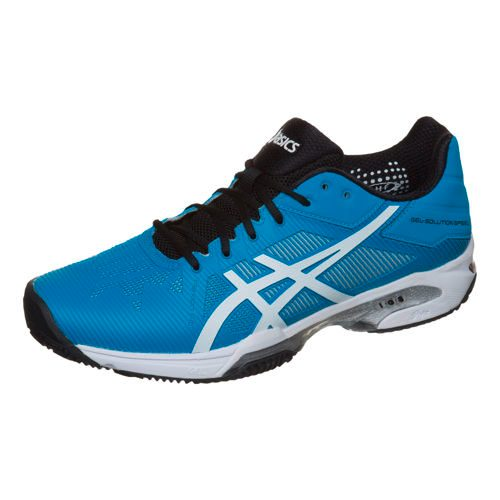 Asics Gel-Solution Speed 3 Clay Clay Court Shoe Men - Blue, White