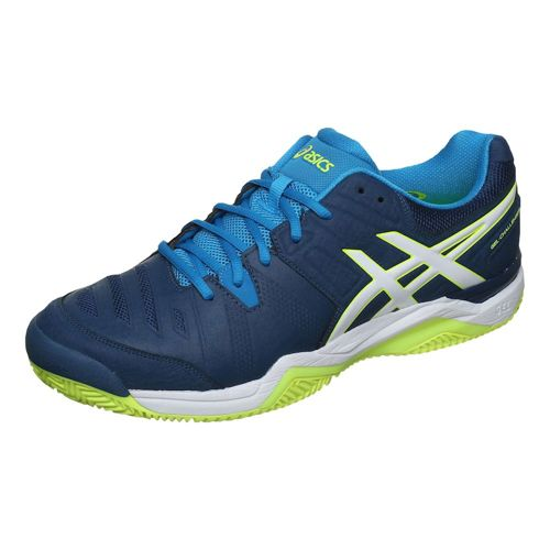 Asics Gel-Challenger 10 Clay Clay Court Shoe Men - Dark Blue, White