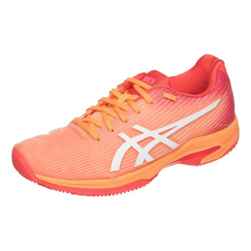 Asics Solution Speed FF Clay Court Shoe Women - Apricot, Coral