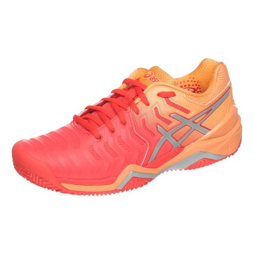 Asics Gel-Resolution 7 Clay Court Shoe Women - Coral, Apricot