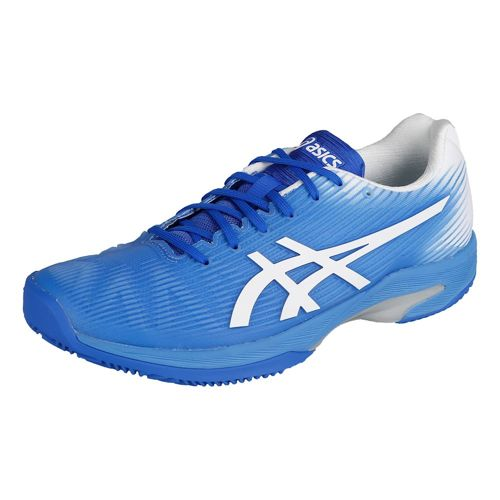 Asics Solution Speed FF Clay Court Shoe Women - Blue, White