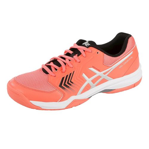 Asics Gel-Dedicate 5 All Court Shoe Women - Coral, White