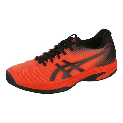 Asics Solution Speed FF Clay Court Shoe Men - Orange, Black