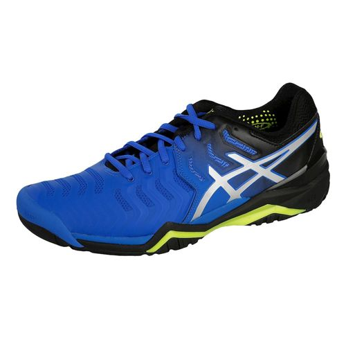 Asics Gel-Resolution 7 All Court Shoe Men - Blue, Black