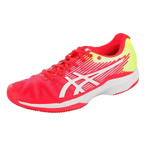 Asics Solution Speed FF Clay Court Shoe Women - Pink, White