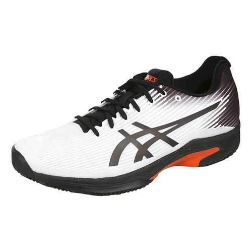 Asics Solution Speed FF Clay Court Shoe Men - White, Black