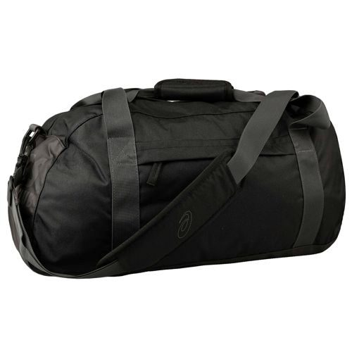 Asics Training Essentials Gymbag Sports Bag - Black, Dark Grey