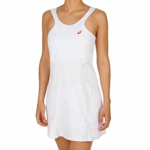 Asics Athlete Samantha Stosur Dress Women - White