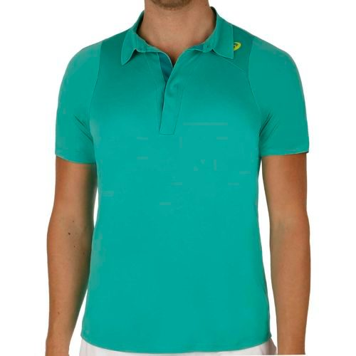 Asics Athlete SS Polo Men - Green