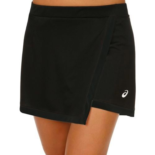 Asics Club Styled Skirt Women - Black