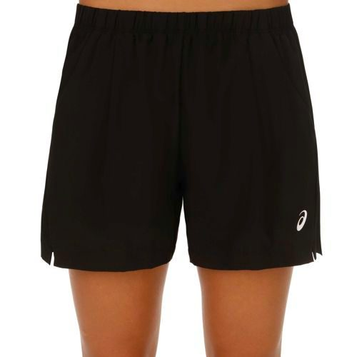 Asics Club Shorts Women - Black