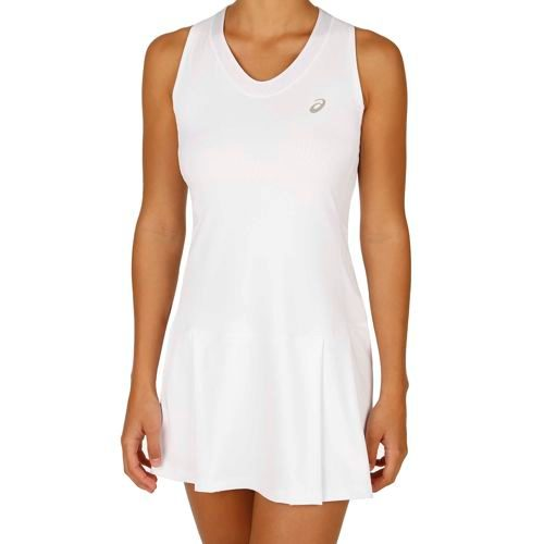Asics Club Dress Women - White