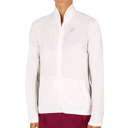 Asics Club Training Jacket Women - White