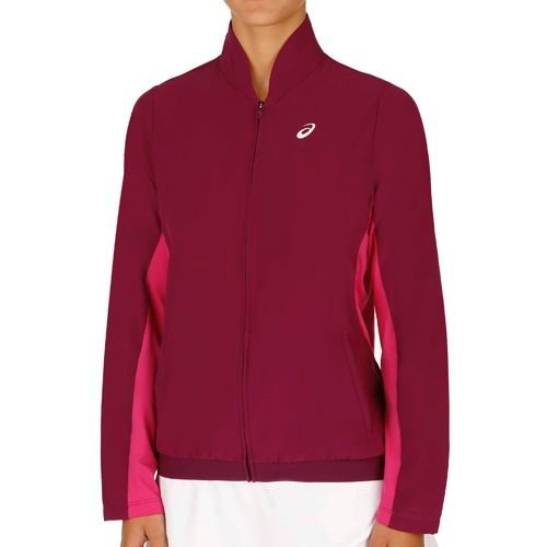 Asics Club Training Jacket Women - Violet