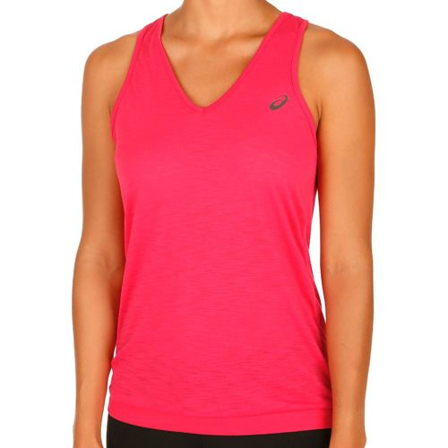 Asics FuzeX Top Women - Red