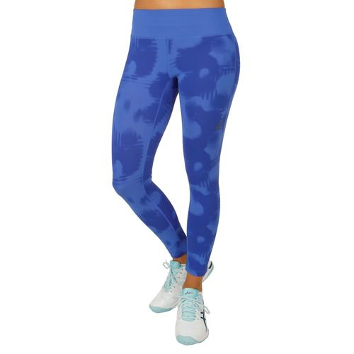 Asics FuzeX 7/8 Tight 7/8 Running Pants Women - Blue