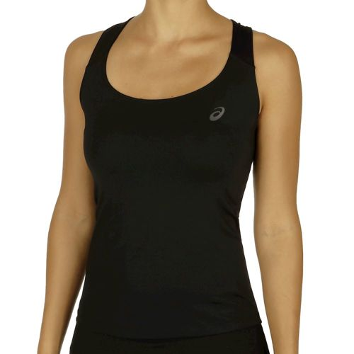 Asics Training Fitted Top Women - Black