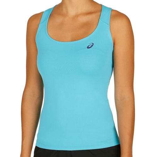 Asics Training Fitted Top Women - Blue